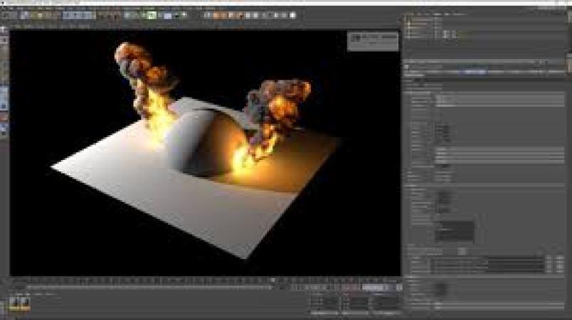 FumeFX v5.0.6 for 3DS MAX 2021 Crack & Product Key Free Download
