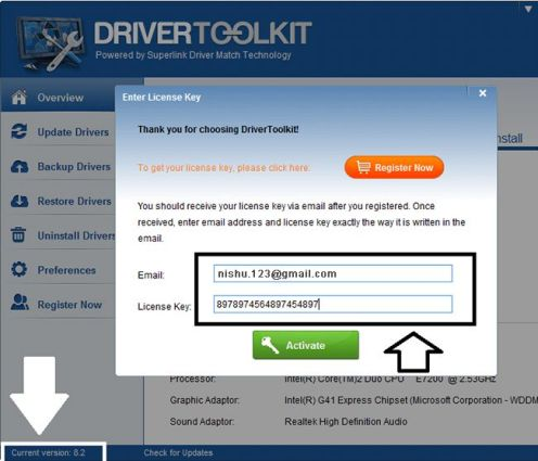 Driver Toolkit 8.9 Crack + License Key 2021 Latest Free