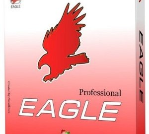 CadSoft EAGLE Pro 9.6.2 Crack With Serial Key Free Download