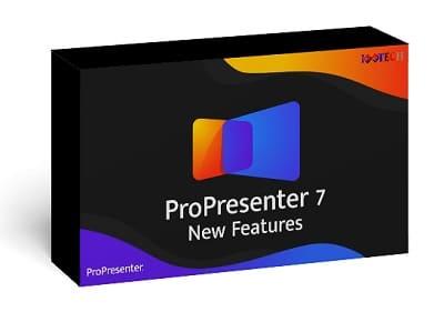 ProPresenter 7.5.2 Crack Plus Serial Key Free Download Latest 2021
