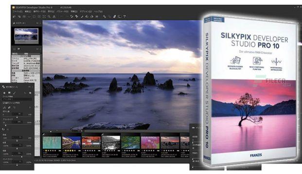 SILKYPIX Developer Studio Pro 10 Crack Full Version Free