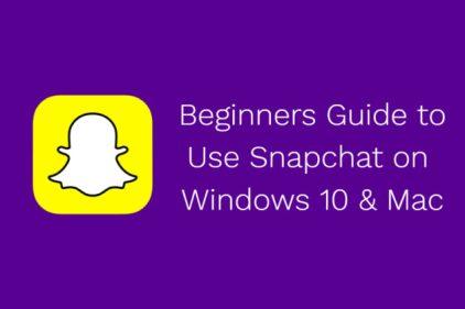 Snapchat For PC Crack 11.32.0.34 Windows/Mac OS Full Version
