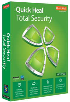 Quick Heal Total Security Crack Lifetime Free 2021...
