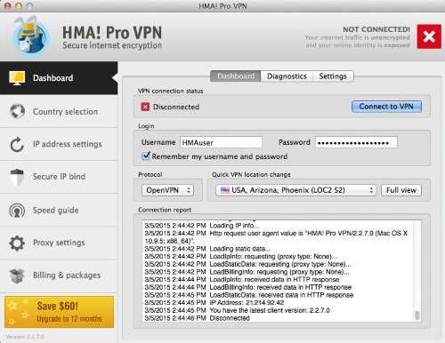 HMA Pro VPN 5.1.259 Crack + License Key 2020 [Latest]