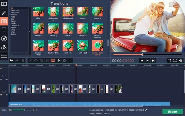 Movavi Video Editor 20.0.0 Crack + License Key {Latest}