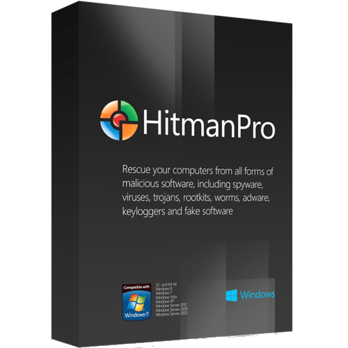 Hitman Pro 3.8.11 Crack + Product Key [2019] Full