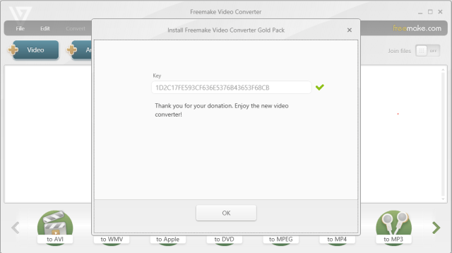 Freemake Video Converter Key 2021 With Crack Download (Latest Version)