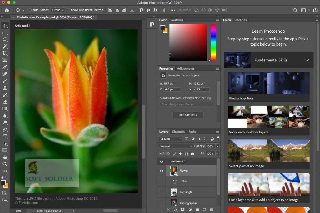 Adobe Photoshop 2020 Crack With Serial Number Torrent Download