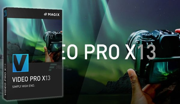 MAGIX Video Pro Crack Latest Download X13 v19.0.1.106 With Serial Key