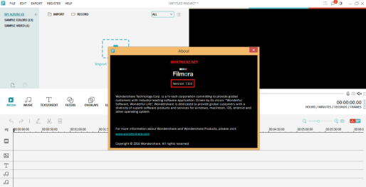 WonderShare Filmora 9 1 4 12 Crack Registration Code Full Version