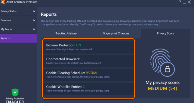 Avast Anti Track premium key & Activation Code Free