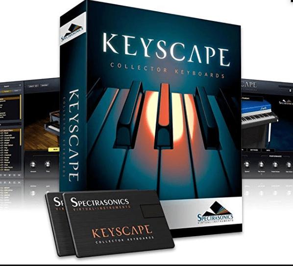 Keyscape Crack Full Version 32/64 bIT Latest