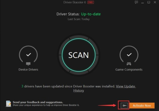 Driver Booster Pro 7.3.0.663 License Key + Crack [2020] {Fixed}