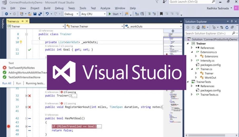 Visual studio 2017 free download full version with Crack + Serial Key [Final]