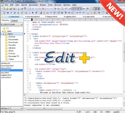 EditPlus 5.2.2384 License KEY Full Version With Crack 2020 [Mac+Win]