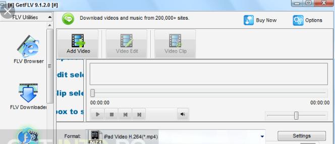 GetFLV Pro 18.5866.556 Crack Windows 7, 8, 8.1 & 10 [Latest]