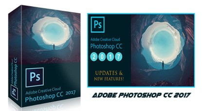 Adobe Photoshop CC 2017 Crack Full [32-bit and 64-bit]