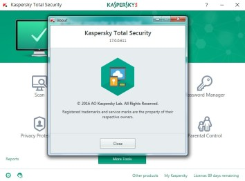Kaspersky Total Security 2017 Activation Code
