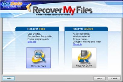 Recover My Files V5.2.1 License Key Crack Full Version
