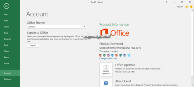 Microsoft Office 2016 Product Key Generator For Activation