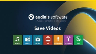 Audials One 2017 Free Download Full Version