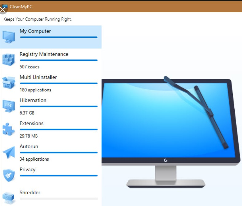 CleanMyPC 1.10.2 Crack With Activation Code For Lifetime