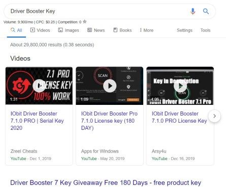 IObit Driver Booster Pro 7.2.0 License Key + Crack [2020]