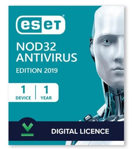ESET NOD32 Antivirus License Key - Free 2020
