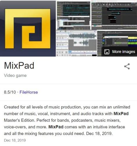 Mixpad Crack + Registration Code Free Download (Latest)