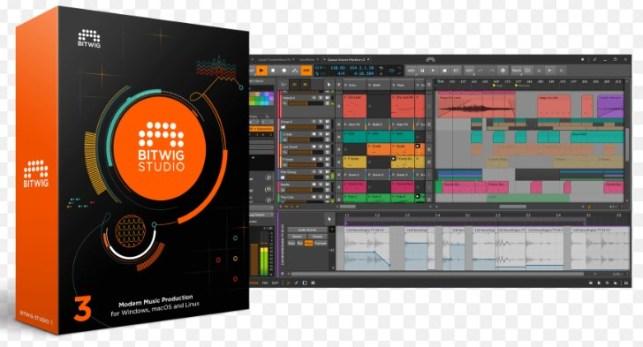 Bitwig Studio 3.1.3 Crack + Torrent 2020 (Final) Free