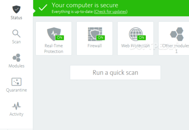 Avira Antivirus Pro Key 15.0.1911.1648 Crack + Activation Key