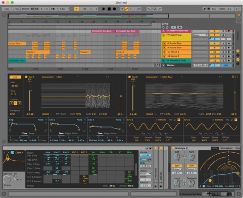 Ableton Live 10 Crack + Keygen For Windows 7, 8, 8.1