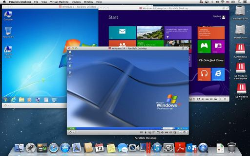 Parallels Desktop Crack With Activation Keys