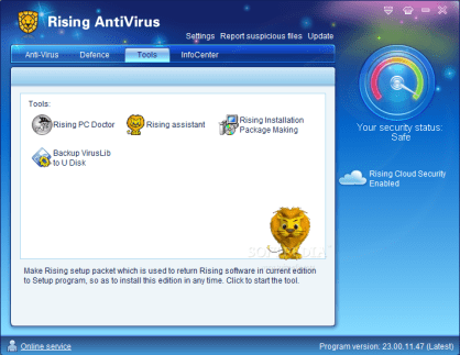 Rising Antivirus 23.1.80.27 Crack + Activation Code Windows 10, 7, 8, 8.1