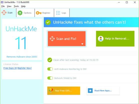 UnHackMe Crack + Activation Key 2020 Free Download