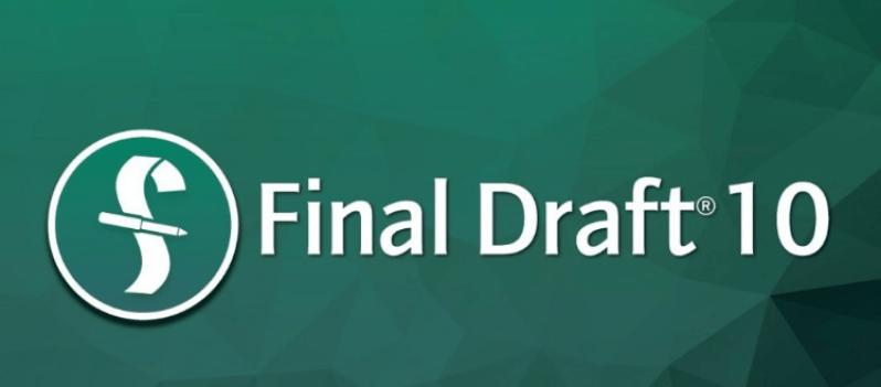 Final Draft 11.0.3 Crack Torrent With Activation Code (2020)