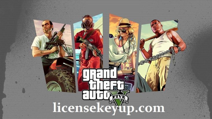 GTA 5 License Key