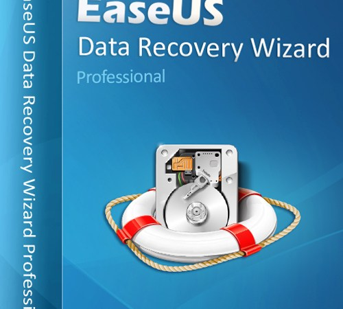 EaseUS Data Recovery Wizard Crack 13.7 + License Code Full Version