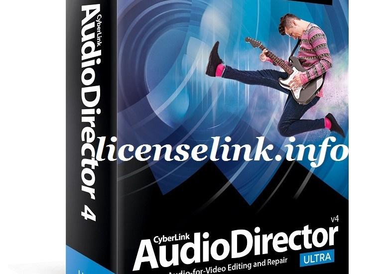 CyberLink AudioDirector Ultra Crack