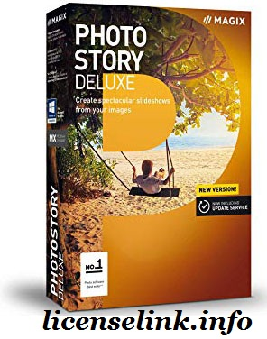 MAGIX Photostory Crack 2021 Deluxe 20.0.1.62 With [Latest]