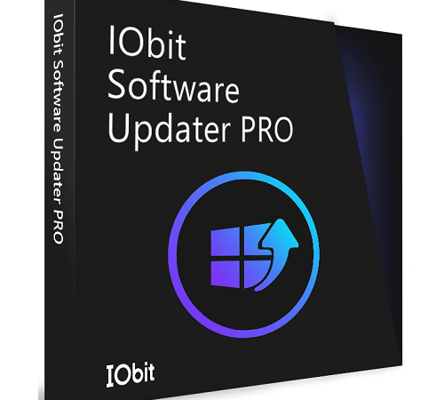 IObit Software Updater Pro Crack 3.5.0.2048 With [Latest] 2021