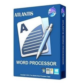 Atlantis Word Processor 4.1.4.2 Crack With Keygen Free Download