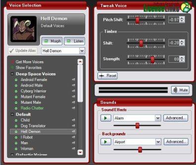 MorphVOX Pro 4.4.78 Crack Full Serial Key free