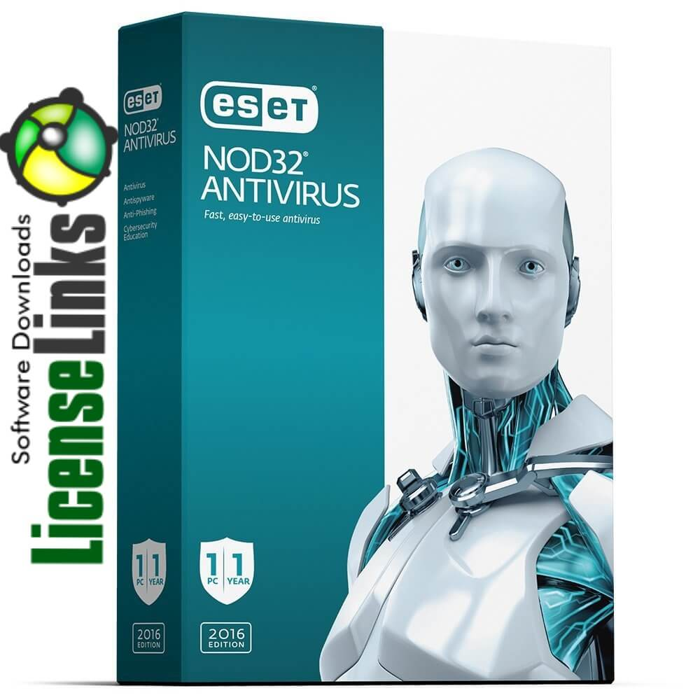 ESET NOD32 Antivirus Crack 13.1.21.0 + License Key (Latest ...