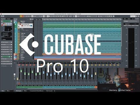 Cubase PRO Crack 10.5.12 With Serial Key Full Version [MAC + Windows]