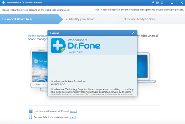 Wondershare Dr.Fone 10.4.0 Crack + Keygen 2020 [Latest]
