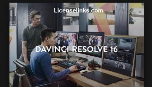 DaVinci Resolve 16.2.2.12 Crack + Activation Key 2020 Download