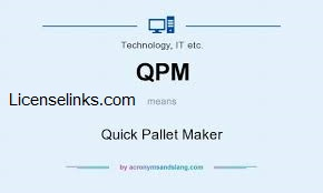 Quick Pallet Maker 6.1.0 Crack Plus Serial Number Latest Download