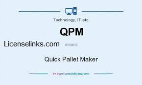 Quick Pallet Maker 6.1.0 Crack Plus Serial Number Latest Download
