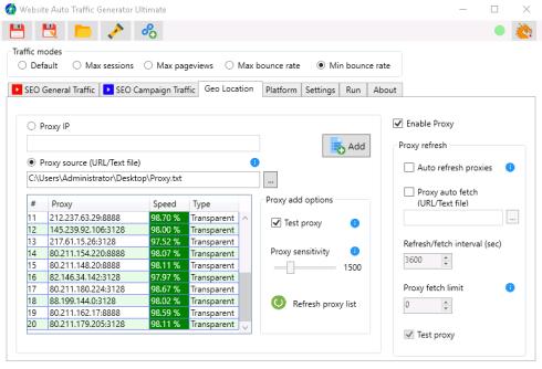 Website Auto Traffic Generator Ultimate Crack 7.4 + Activation Key